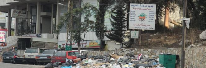 Libano, al confine siriano 1
