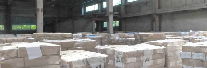 Gli aiuti umanitari della Russia alla Repubblica Popolare di Donetsk 1