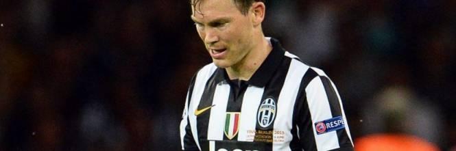 Il difensore della Juve Stephan Lichtsteiner 1