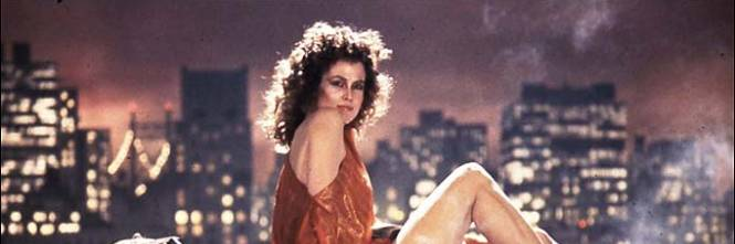 Sigourney Weaver in Ghostbusters 1