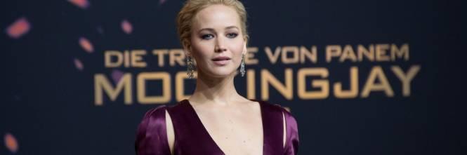 Hunger Games: protagoniste senza reggiseno a Berlino 1