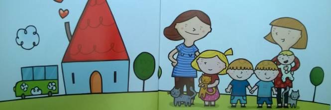 "Tutte le favole gender: ""Famiglia felice con due papà"" 1"