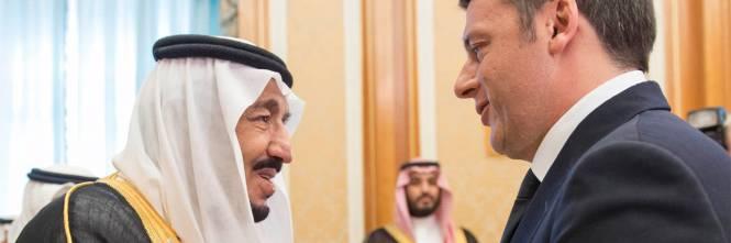 Risultati immagini per investimenti sauditi italia