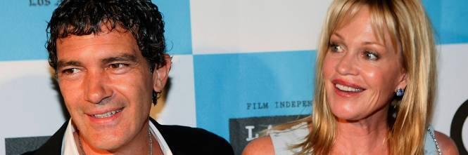 Antonio Banderas e Melanie Griffith 1