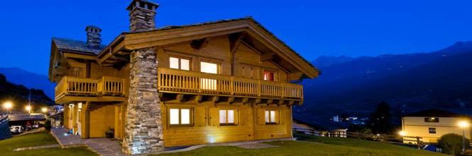 Case, la riscoperta del legno