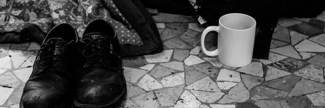 Clochard all'ombra del Duomo 5