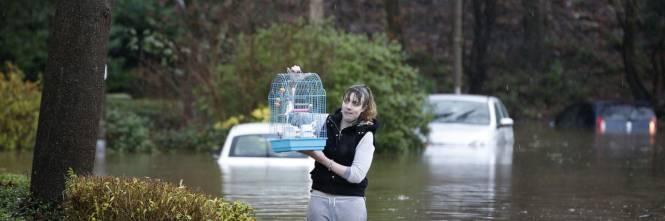 L'alluvione in Gran Bretagna 1