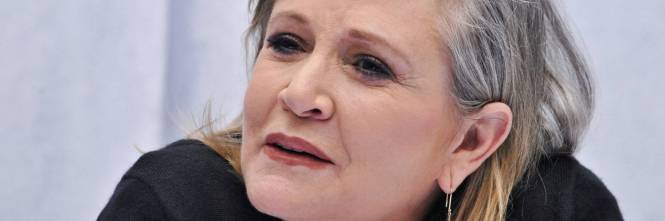 Carrie Fisher, le foto 1