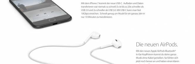 Come potrebbe essere l'iPhone 7 1