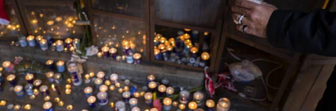 Lumini all'ingresso del pub di Tel Aviv 4