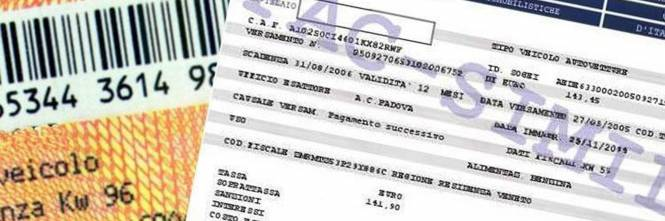 Bollo auto non pagato, condono fino a 1000 euro - IlGiornale.it