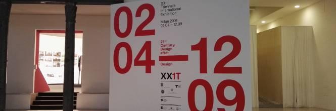 Arte mostre ed eventi in citt la triennale torna alle for Milano triennale mostre