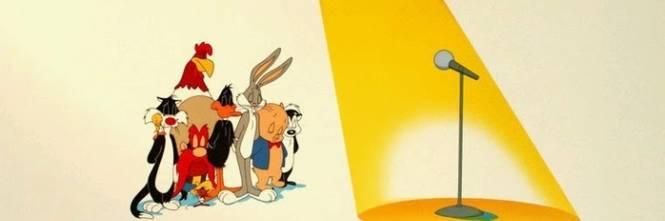 Looney tunes nascondino con gatto silvestro vs titti a los