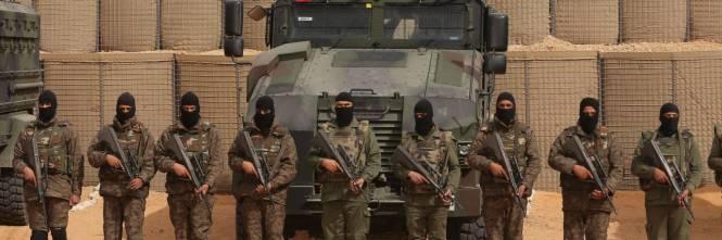 Un muro tra Tunisia e Libia contro la minaccia del jihad 1