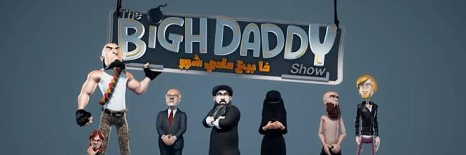 Il cartone animato arabo che deride califfo e i suoi uomini