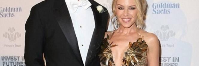 Kylie Minogue e Joshua Sasse fidanzati ufficialmente: foto 1