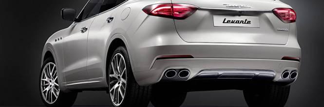 Maserati Levante, il primo Suv della casa del tridente 1