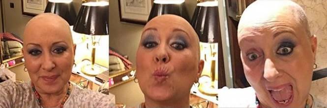 Carolyn Smith non indietreggia e il tumore regredisce 1