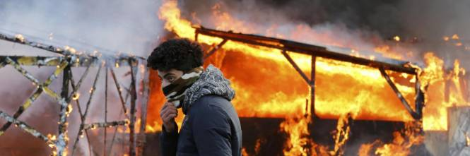 Giungla di Calais