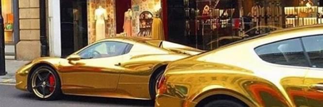 """Il lusso sfrenato dei """"ragazzi ricchi"""" di Londra: foto 1"""