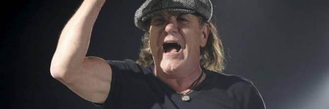 AC/DC, seriamente a rischio l'udito di Brian Johnson: foto 1