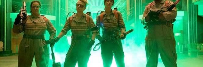 Ghostbusters al femminile al centro di aspre critiche 1