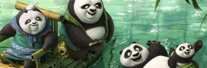 Borsa di tela da donna vector panda orso dei cartoni animati