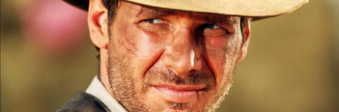 Harrison Ford, per la quinta volta nei panni di Indiana Jones 1