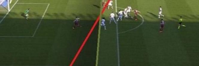 L'ironia del web sul gol annullato al Toro 1