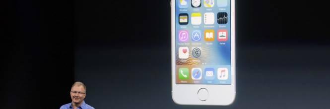 Ecco iPhone SE e iPad Pro 1