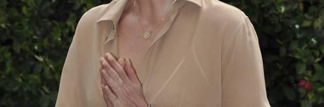 Charlize Theron presenta a Milano il suo nuovo film in uscita nelle sale il 6 aprile 1