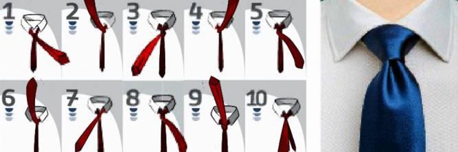 I 17 nodi per la cravatta 1