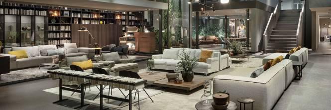Design e arredamento tutti i modi dell 39 abitare al salone for I saloni del mobile milano