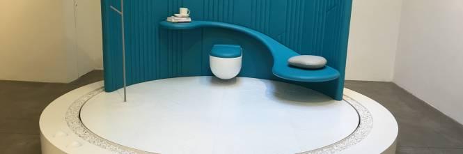 Relax e docce: il Fuorisalone del bagno 1