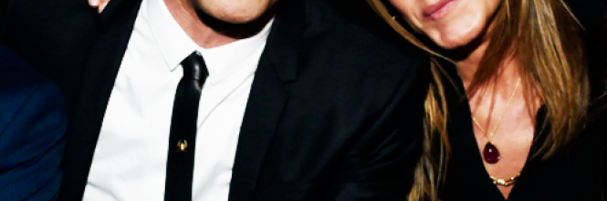 Jennifer Aniston e Justin Theroux: foto 1