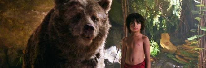 Il film del weekend quot libro della giungla