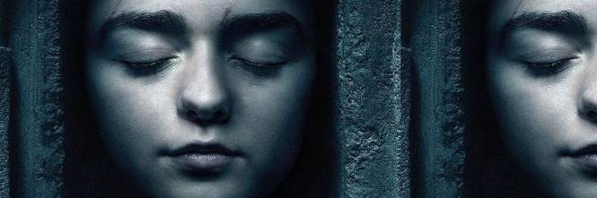 Maisie Williams è l'opposto di Arya Stark 1