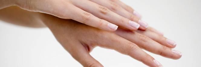 Dolori localizzati ai polpastrelli delle mani