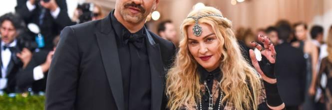 Madonna al Met Gala 2016 1