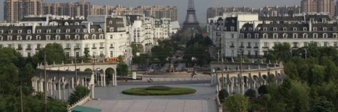 Ecco le città fantasma firmate Made-in-China 1