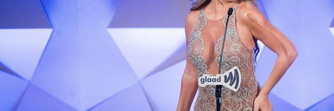 Mariah Carey bomba sexy ai Glaad Awards 1
