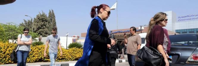 Egyptair, la disperazione dei parenti delle vittime 1