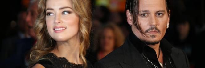 Johnny Depp e Amber Heard: foto 1