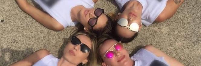 Melissa Satta, addio al nubilato: foto 1