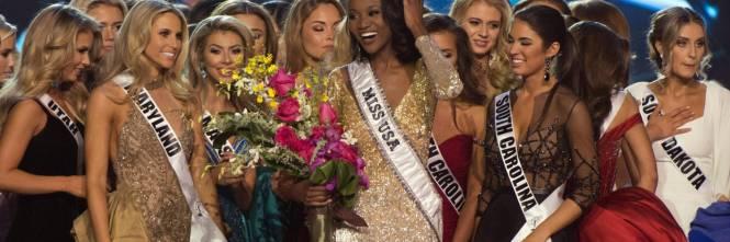 Deshauna Barber, nuova miss USA: foto 1