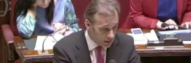 L 39 incredibile gaffe del renziano alla camera dei deputati for Diretta dalla camera dei deputati