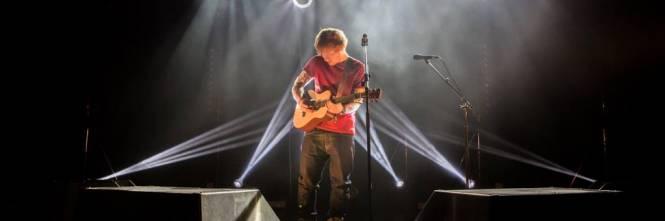 Ed Sheeran, le foto dell'artista in concerto 6