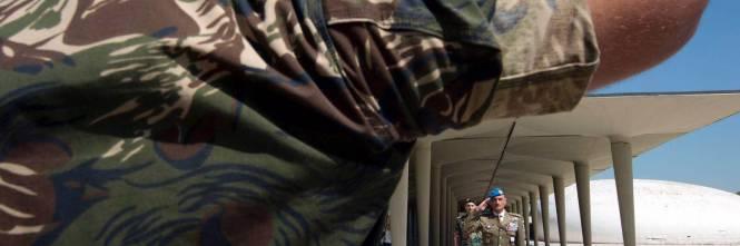 Unifil: generale Portolano si commiata da autorità libanesi 1