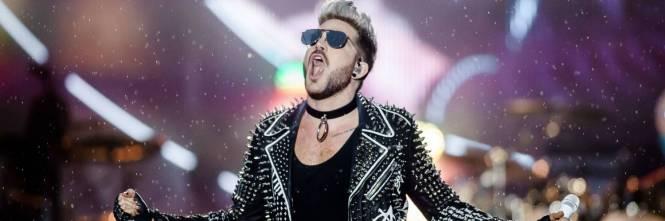Queen e Adam Lambert: foto 1