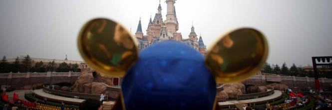 Shangai, apre il primo Disneyland cinese  1